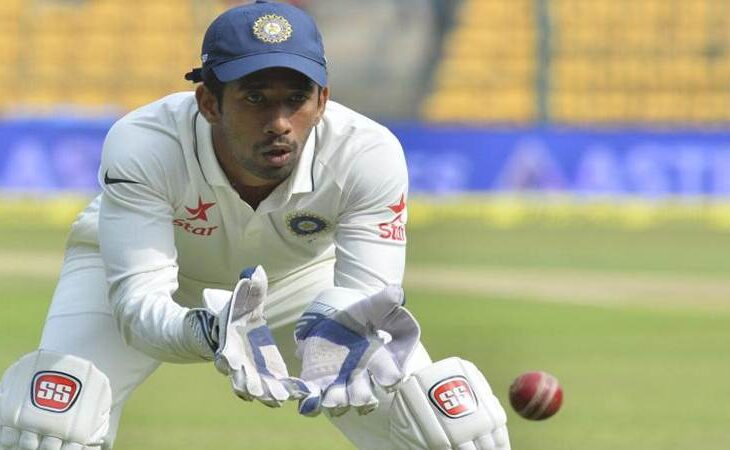 Much like Team India, Saha too believes in not giving up hope as he lastly said that he will make most of the opportunity when he faces England in Chennai.