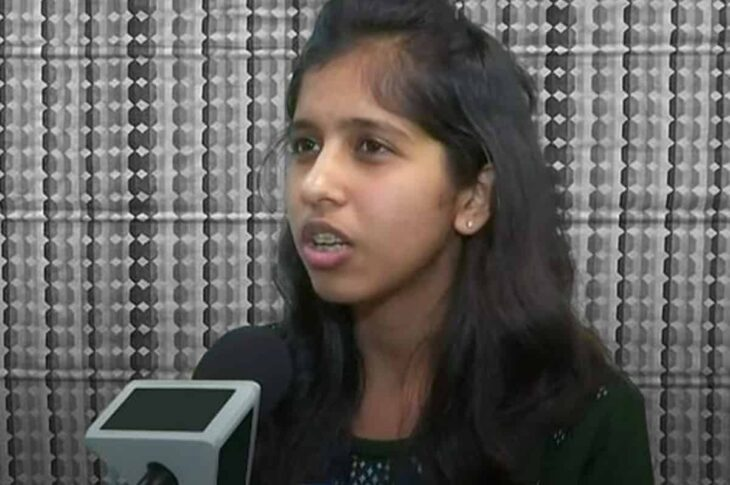 For the unversed Harshita Kejriwal earlier made headlines in 2014 when she scored 96 percent in Class 12 Central Board of Secondary Education. Harshita has a chemical engineering degree from the Indian Institute of Technology.