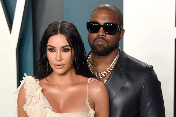 The couple grew further apart with the 21-time Grammy winner spending most of his time at his ranch in Wyoming and Kardashian remaining in their Calabasas mansion outside Los Angeles