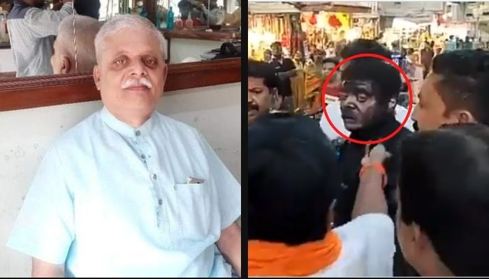In September last year, a retired Navy officer was beaten up by Shiv Sainiks in Kandivli for allegedly sharing a satirical cartoon of Thackeray.