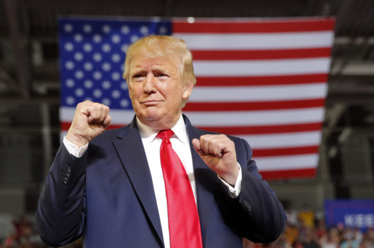 Though some Democrats in Congress have voiced support for banning Trump from holding federal office by invoking Section 3 of the 14th Amendment it is reported that doing so would not be simple and could pose questions about its constitutionality in Trump's case.