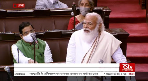 While reacting to the Prime Minister's speech Bhartiya Kisan Union leader Rakesh Tikait said 'WhenWhen did we say that MSP is ending? We said that a law is formed on MSP. If such a law is formed, all the farmers of the country will be benefitted. Right now, there is no law on MSP and the farmers are looted by traders.