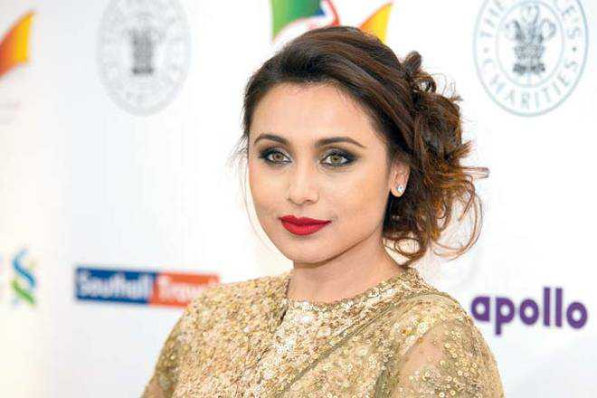 The actress was last seen on the big screen in the 2019 action-drama 'Mardaani 2 ' and is gearing up for the release of 'Bunty Aur Babli 2' next month.