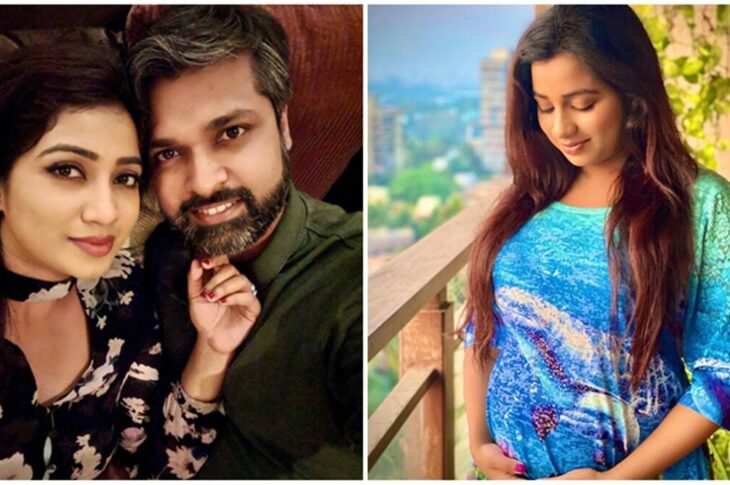 On the Work front, Shreya Ghoshal recently launched her latest single 'Angana Morey' which has been sung, composed, and written by Shreya Ghoshal with music production by her father Soumyadeep Ghoshal.