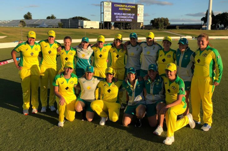 Meanwhile, the second ODI of the Australia Vs New Zealand Women Series will be played in Mount Maunganui on April 7.