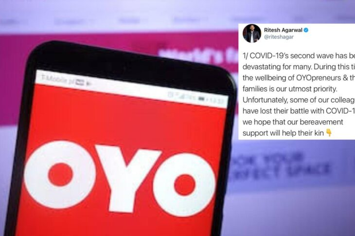 He ended the thread by saying 'We won't stop here. In addition to our existing COVID employee policies, we want to do more, not just for OYOpreneurs but also for our extended OYO family. Now more than ever we need to support those who built OYO into what it is today.'