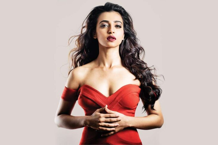 Apte also explained, ' I really needed a role like this because when you are in Bollywood you're constantly told what to do with your body and I always maintained that I would never do anything to my body or face'