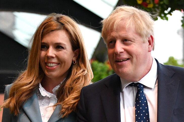 Notably, A week ago, Prime Minister Boris Johnson of Britain and his fiancée Carrie Symonds, sent friends save the date cards for a wedding on July 22, according to several British newspapers.