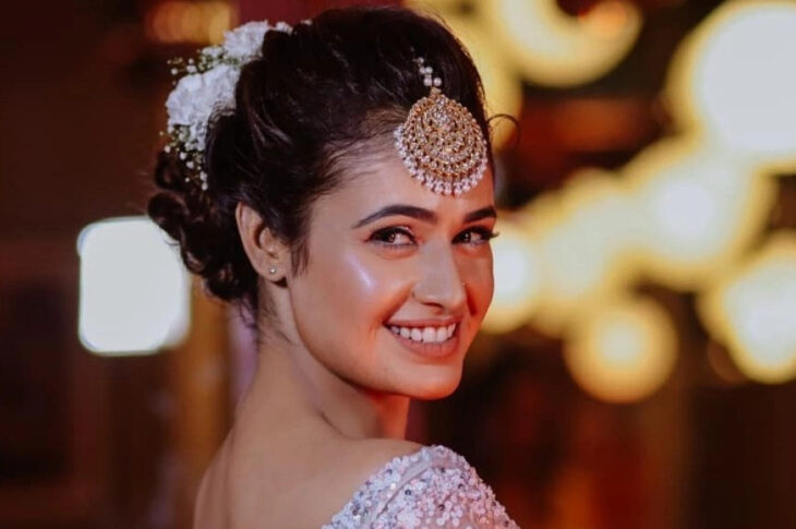 For the unversed Yuvika Chaudhary and Prince Narula message during the course of the reality show BiggBoss and fell in love. They have recently bagged the winning trophy in the reality show Nach Baliye.