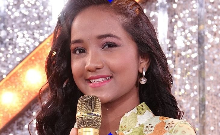 For the unversed Anjali Gaikwad became popular after participating in the singing reality TV Show, Sa Re Ga Ma Pa Little Champs 2017. She had won the contest as a joint winner with co-contestant Shreyan Bhattacharya.