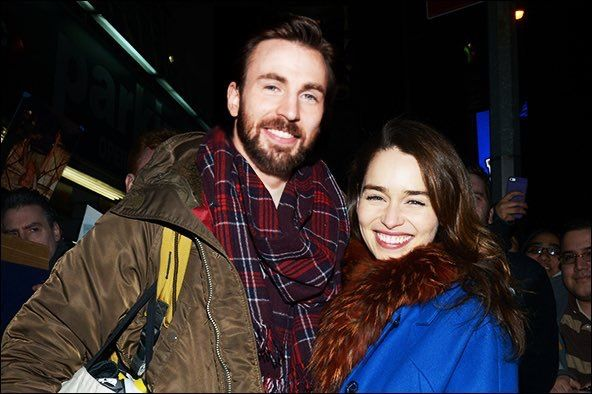 While we are waiting for the official confirmation but the news of Emilia Clarke and Steve Rogers pairing up can be a big delight for their fans.