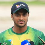 Bangladesh star all-rounder came back to the sport on October 29 after serving out his one-year ban.