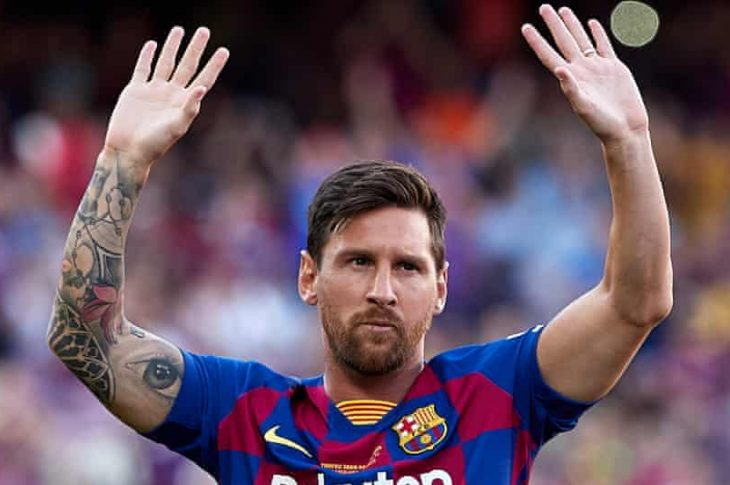 Messi has ended a long and exceptionally successful career at Barcelona, and now we will have to wait for the official confirmation regarding his future in Ligue 1.