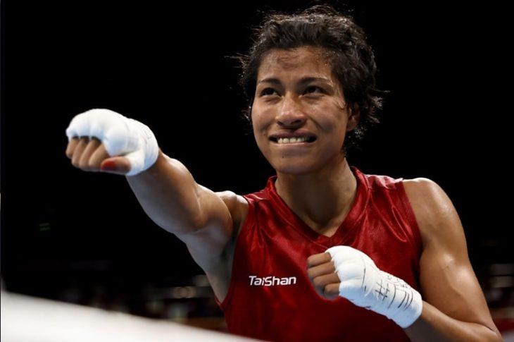 NLC Congratulates Lovlina Borgohain for winning the bronze medal in the Tokyo Olympics 2020.