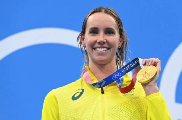 NLC Congratulates Emma McKeon on becoming the first female swimmer to win 7 medals at a single Olympics.