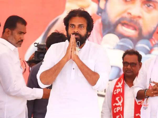 Preparations for 2024 started in Andhra Pradesh, BJP and Pawan Kalyan's Janasena Party joined hands