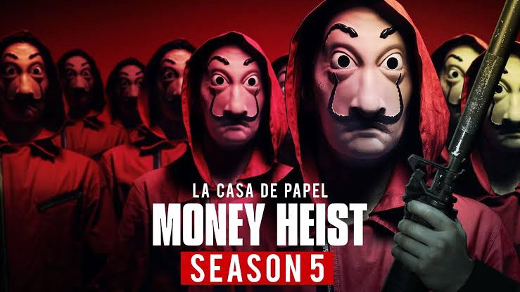 Money Heist Season 5: The new season also maintains the same pace and thrill, making it a must watch web series.