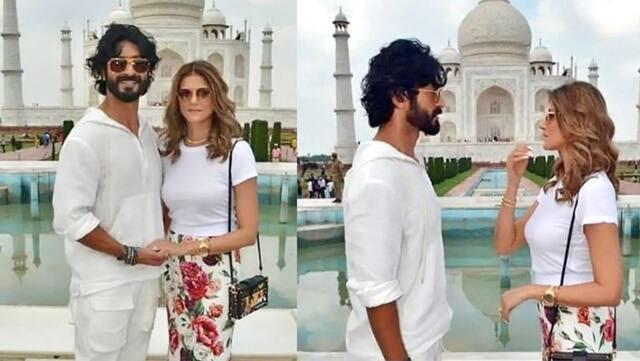 What? Vidyut Jammwal secretly engaged with his girlfriend Nandita Mahatani ; Know reality here