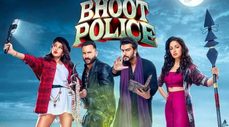 Bhoot Police Review: Know how much Jaqueline and Yami Gautam duo succeeded in giving horrific goosebumps to audience.