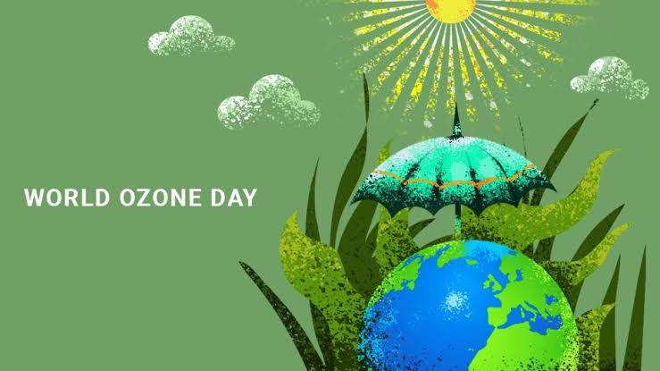 Let's take an oath to save ozone layer on this International Ozone Day