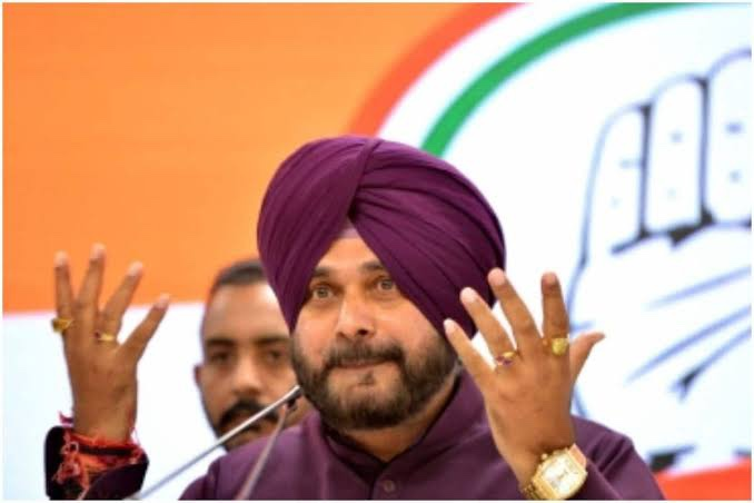 Navjot Singh Sidhu is Rakhi Sawant of Punjab Politics; says Raghav Chadha, the AAP spokesperson