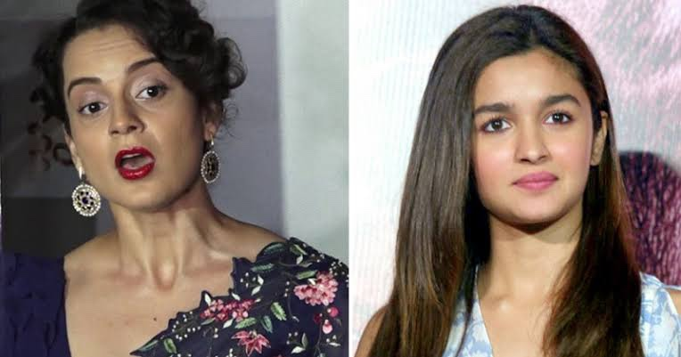 Kangana Ranaut slams Alia Bhatt for her controversial bridal add; says stop manipulating naive customers.