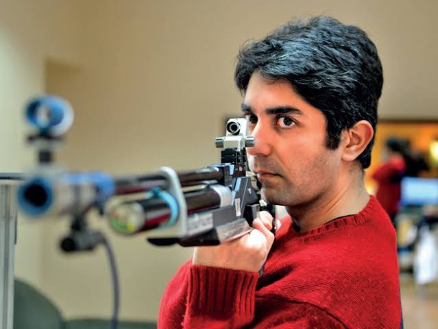 The gold medalist Abhinav Bindra turns 39 - Know some facts about him